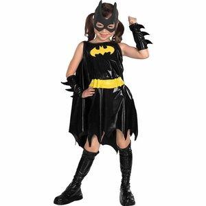 Complete Rubie's BATGIRL Costume Size Medium 8-10